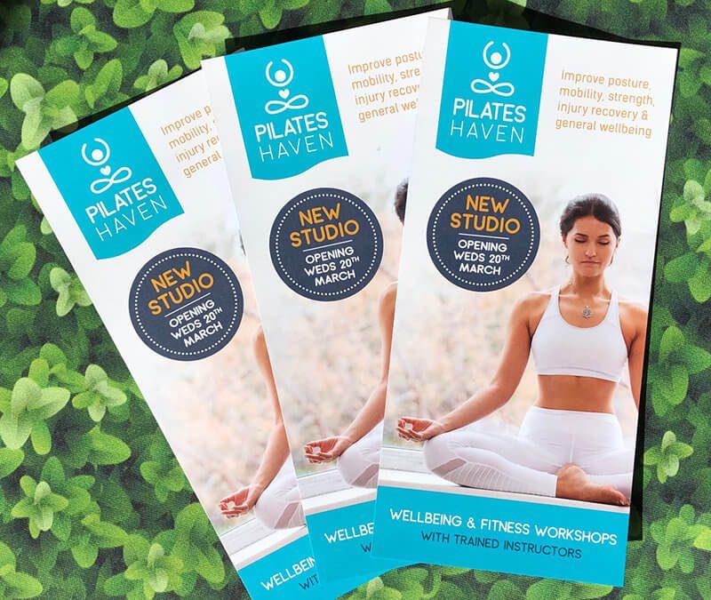 Pilates Haven Leaflets