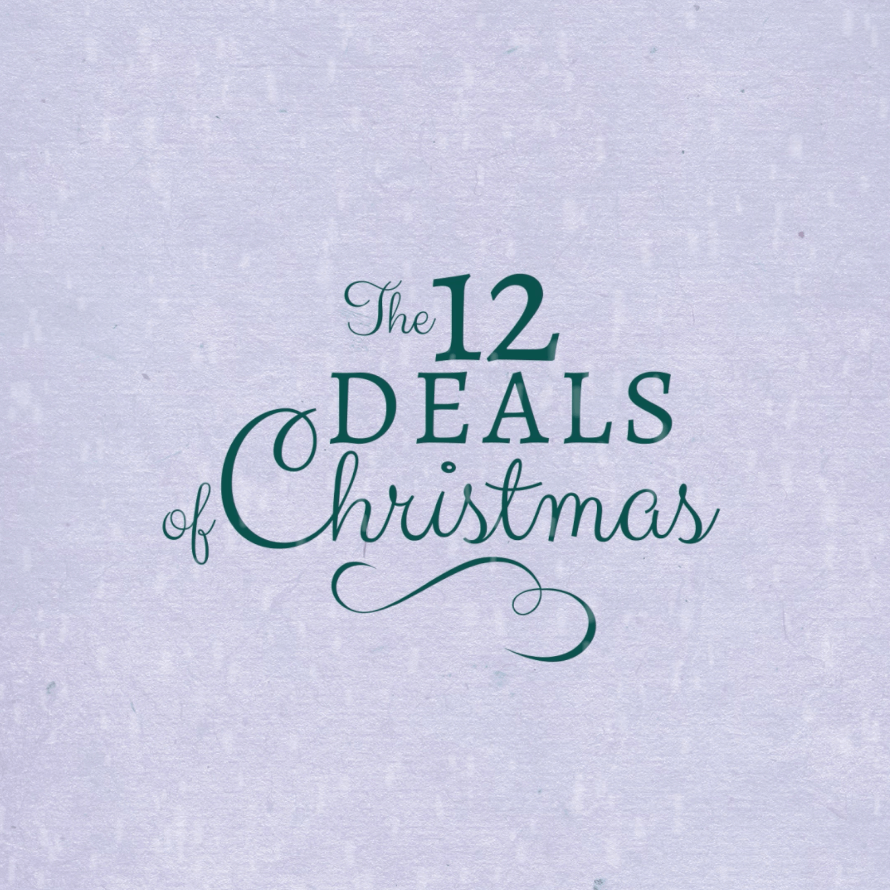 The Twelve Print Deals of Christmas